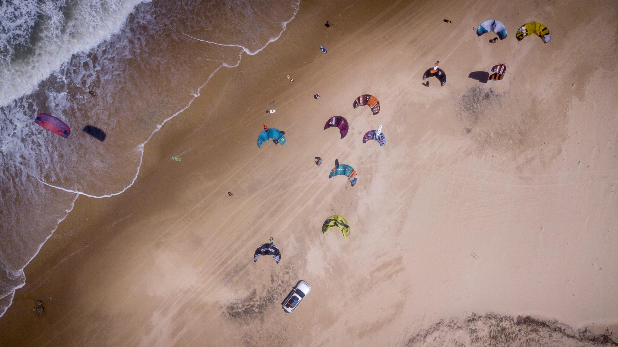 helicopter-kitesurf